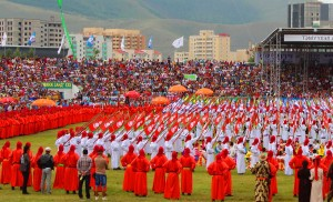 Travel Mongolia Naadam